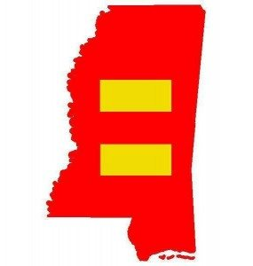 Opponents of SB 2681 have adopted the Mississippi equality logo as their Facebook profile.